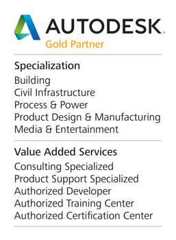 IDT - Autodesk Gold Partner